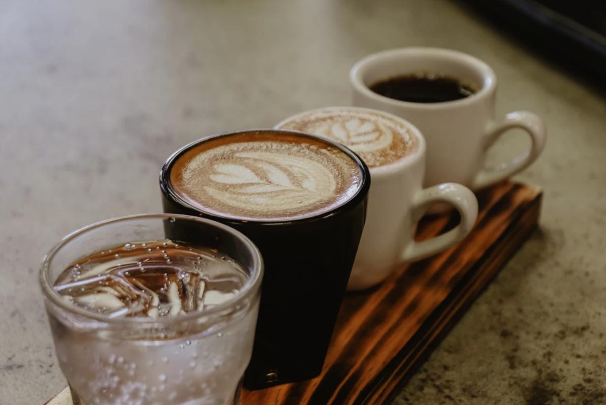 De meest bestelde koffies